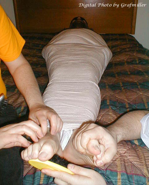 Gay tickle torture chicago